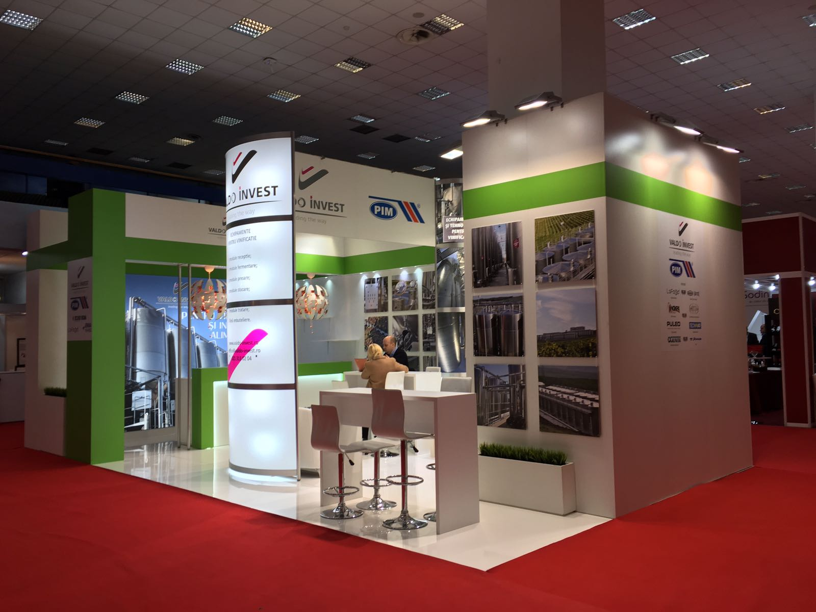 Exhibition Stand Wallpaper : How to create the perfect exhibition stand design for your business